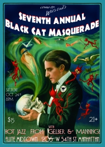 Black Cat Masquerade